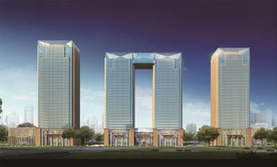 奥体金融中心A栋、D栋楼项目智能化系统工程